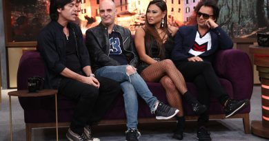 "Integrantes da banda Double You relembram os vários hits da carreira, incluindo ""Please Don't Go"" (CRÉDITO DAS FOTOS: Antonio Chahestian/Record TV)"