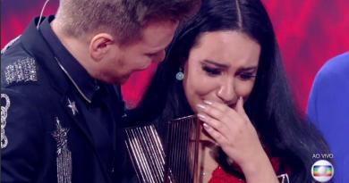 Samantha Ayara ganhou o The Voice Brasil e Teló é tri (Foto/reprodução TV Globo)