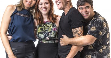 Enquete Uol BBB 18 Eva, Ayrton, Ana Clara e Jorge no BBB 18 Foto: Família Lima Crédito: Globo / Paulo Belote