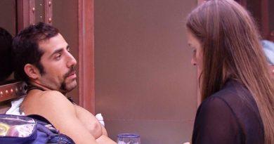 BBB 2018: Kaysar combina voto com Diego e Patrícia
