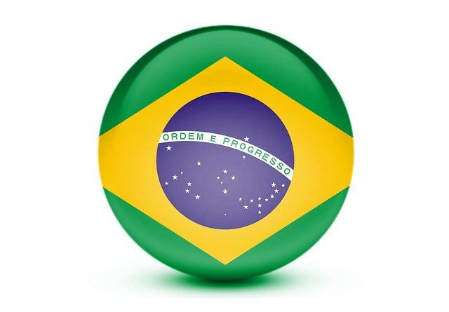 Áustria x Brasil