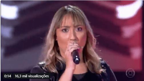 The Voice Brasil: conheça Ally do Time Teló