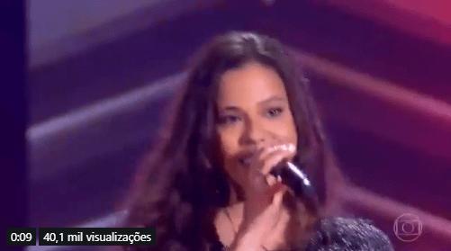 The Voice Brasil: conheça Erica Natuza do Time Brown