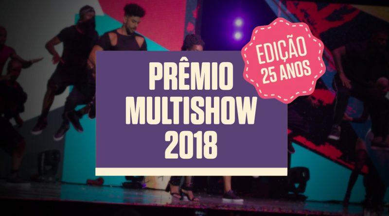 Leandro Martins, da banda Atitude 67, beija Anitta no palco do Prêmio Multishow 2018