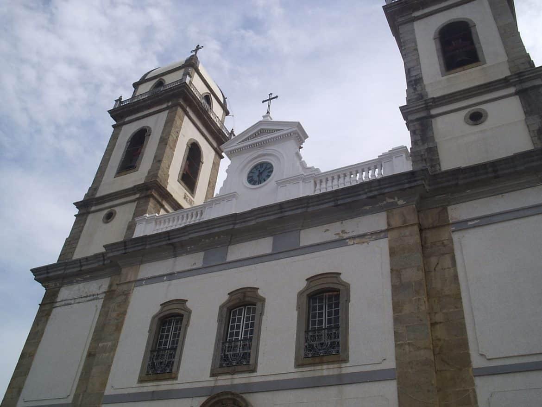 Basílica de Iguape -SP (Fonte: Wikimedia)