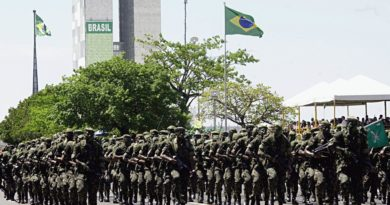 Exército Brasileiro realiza dois concursos para a EsFCEx (Foto Wikimedia)