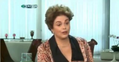 Dilma diz que não autorizou 'caixa dois'