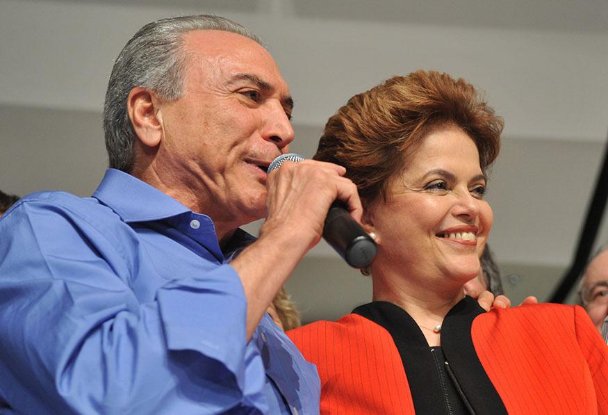 """Temer negou ter recebido propina e chamou declaração de Machado de """"leviana"""""""