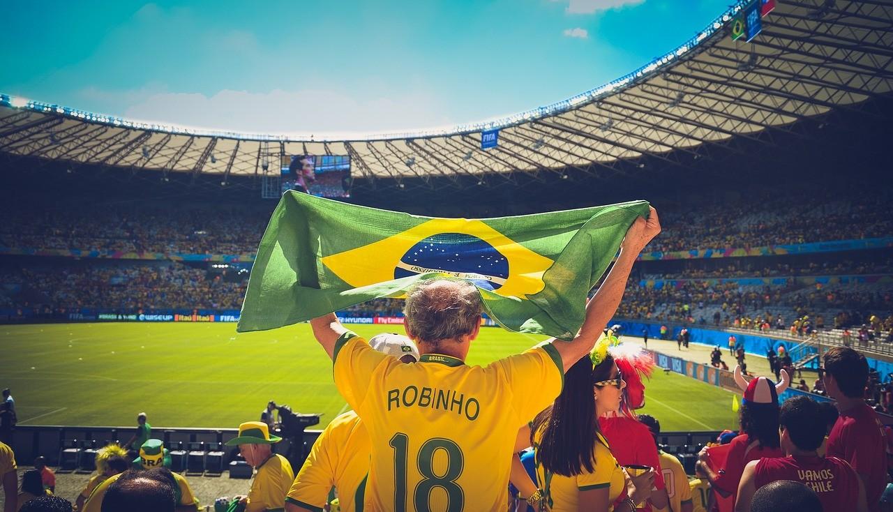 Seleção brasileira participa de mais um 7 a 1