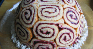 Receita de Charlotte Royale do Bake Off Brasil (Foto: Flickr Elaine Ashton - Licença https://creativecommons.org/licenses/by-nd/2.0/)