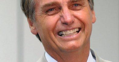 Bolsonaro sobre possível presidência