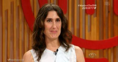 Paola Carosella pode deixar o programa MasterChef da Band