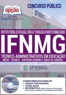 Apostila para o concurso IFNMG 2016 (clique aqui)