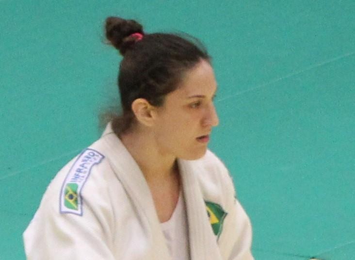 Mayra Aguiar ganha medalha para o Brasil no judô