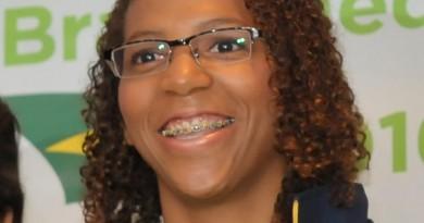 Rafaela Silva foi chamada de macaca em Londres, conta a mãe