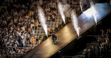 Ministerio do Esporte Seguir Cerimônia de Abertura dos Jogos Paralímpicos Rio 2016 Foto: Danilo Borges /Brasil2016