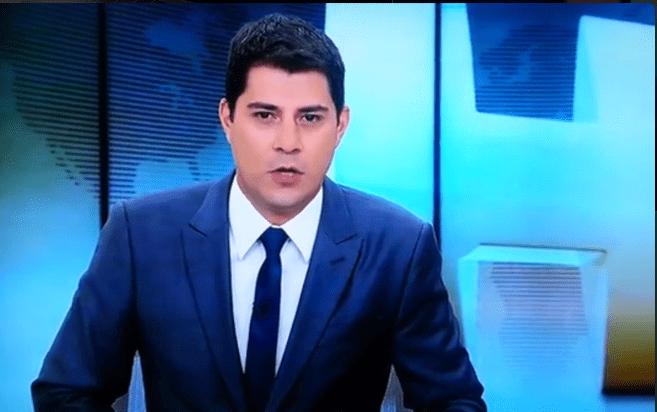 Youtuber? Evaristo Costa publica vídeo e internautas especulam