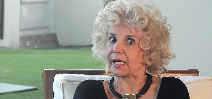 REPRODUÇÃO/YOUTUBE Vídeo: 'Na Record, as pessoas pensam que a gente morreu', diz Íris Bruzzi