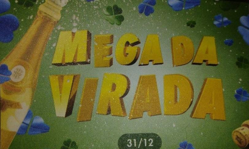 Mega da Virada: veja os números do sorteio de hoje Mega SEna da Virada