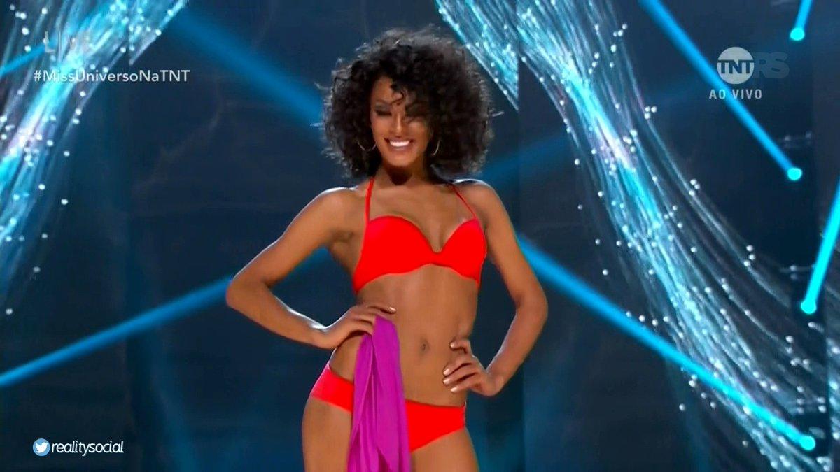 Miss Universo 2017: internautas se revoltam com eliminação de Raissa Santana