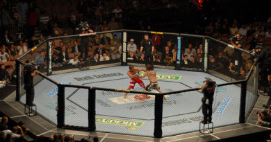 UFC Belém ao vivo