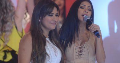 BBB 17: Simone e Simaria serão a atração da festa desta sexta CRÉDITO DAS FOTOS: Antonio Chahestian/Record TV