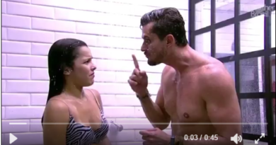 'Tu está se tornando uma pessoa nojenta', diz Emilly para Marcos