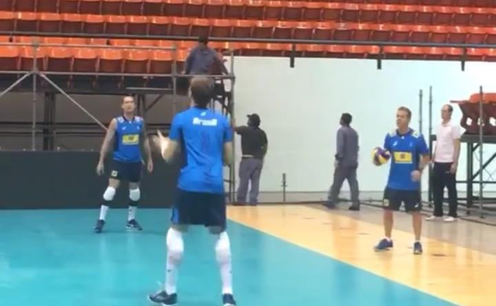 Brasil busca vitória no reencontro com a Bulgária (Foto/reprodução Instagram)
