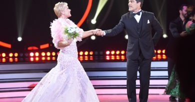 Dancing Brasil bate recorde de audiência. Atração de Xuxa cresce 40% na audiência desde sua estreia, em abril (Crédito das fotos: Blad Meneghel)