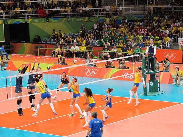 30d5e2fdb4 Brasil x Alemanha  horário do jogo de vôlei feminino hoje e como ...