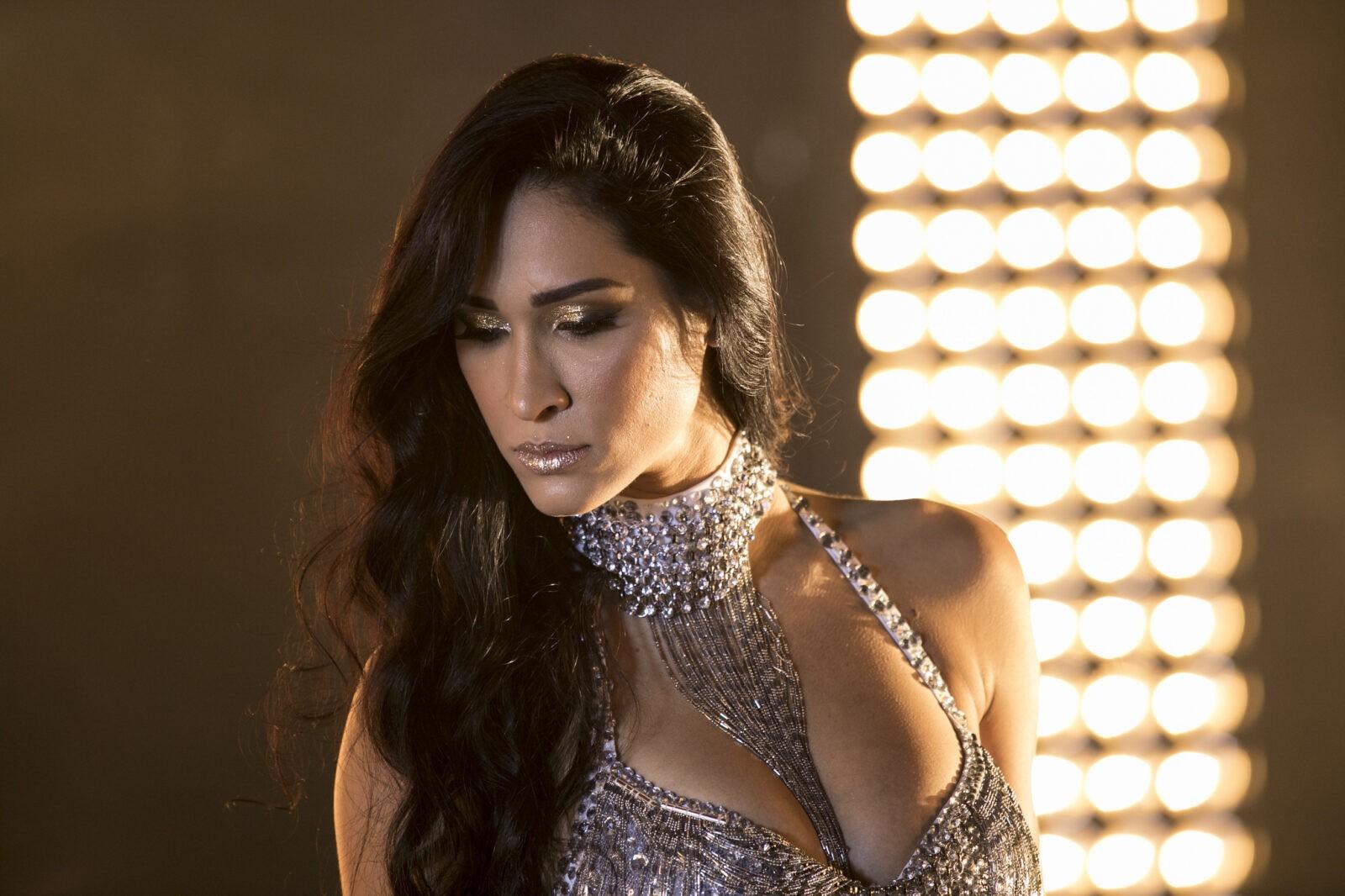 Gravação da abertura do Dancing Brasil Crédito das fotos: Blad Meneghel e Edu Moraes/Record TV