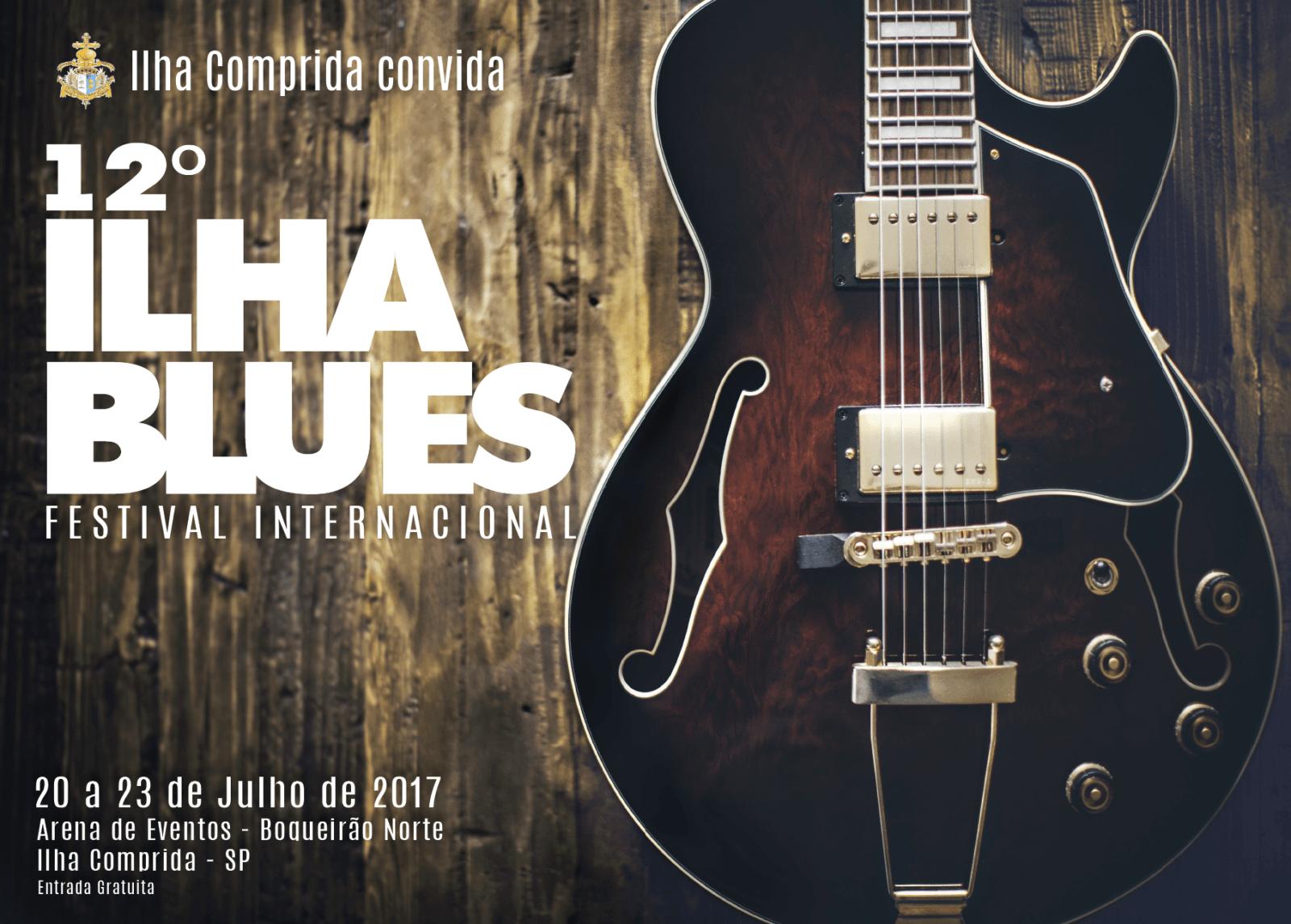Ilha Julina 2017 e Ilha Blues Festival: veja a programação (Foto/divulgação)