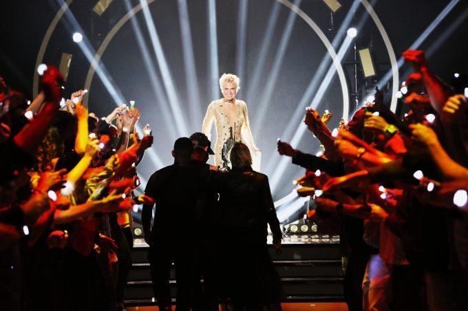 Xuxa Meneghel Dancing Brasil 2018