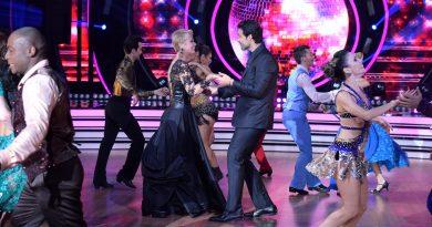 Xuxa e Sérgio Marone Crédito das fotos: Blad Meneghel e Edu Moraes/Record TV