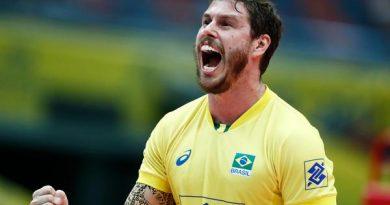 seleção brasileira masculina de vôlei