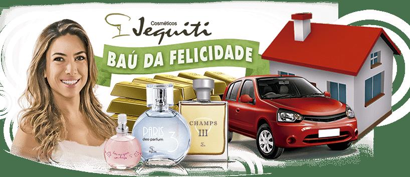 Baú da felicidade Jequiti: veja como comprar e participar dos programas