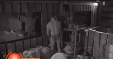 A Fazenda 9: Dinei e Marcos fazem xixi fora do lugar; veja vídeo