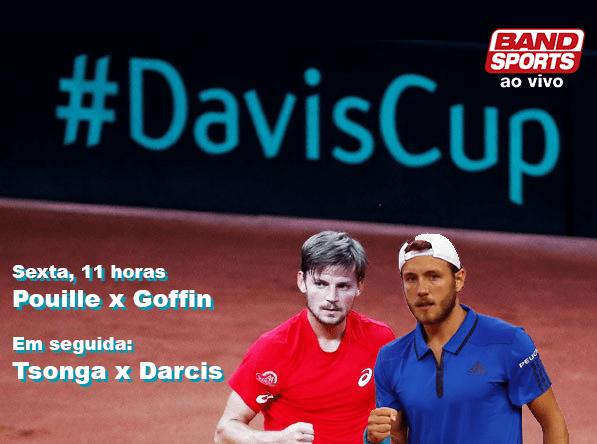 Final da Copa Davis: horário do jogo e como assistir ao vivo na TV