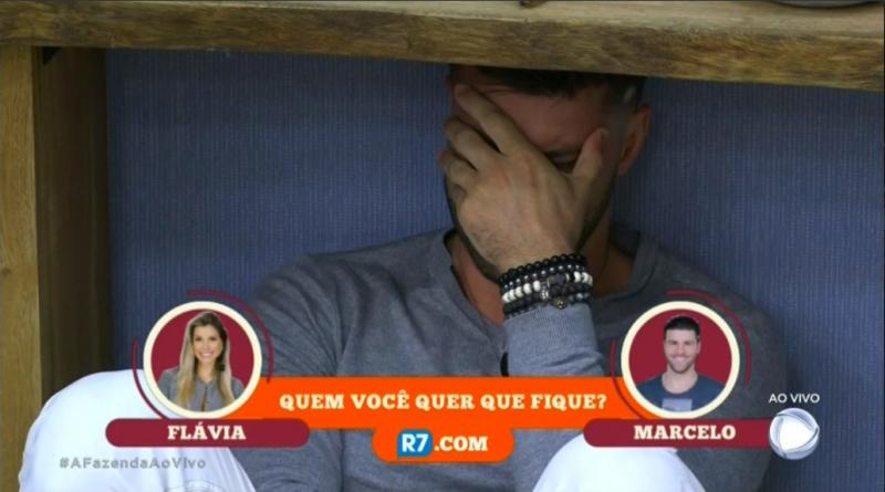 Enquete A Fazenda 9: Flávia ou Marcelo? Quem você quer salvar?