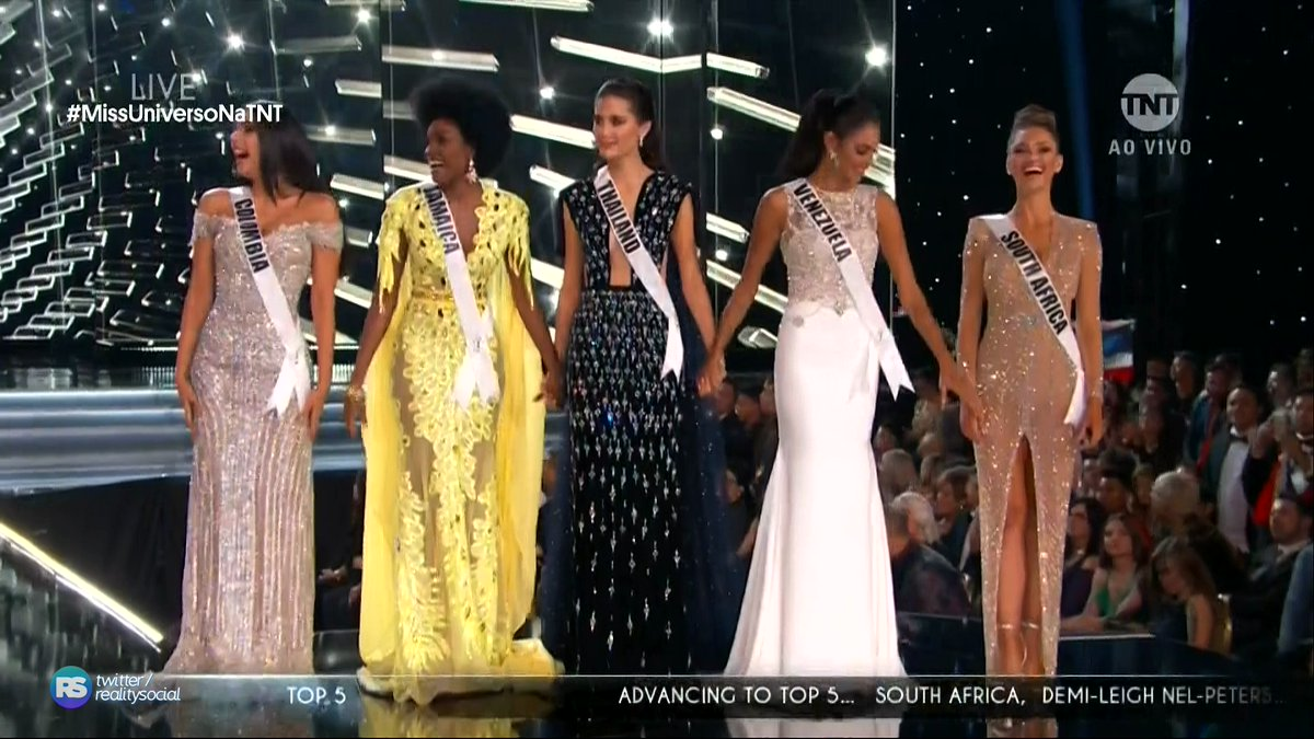 Miss Universo 2018 Quem Ganhou >> Miss África do Sul vence o Miss Universo 2017; veja fotos | HORA BRASIL