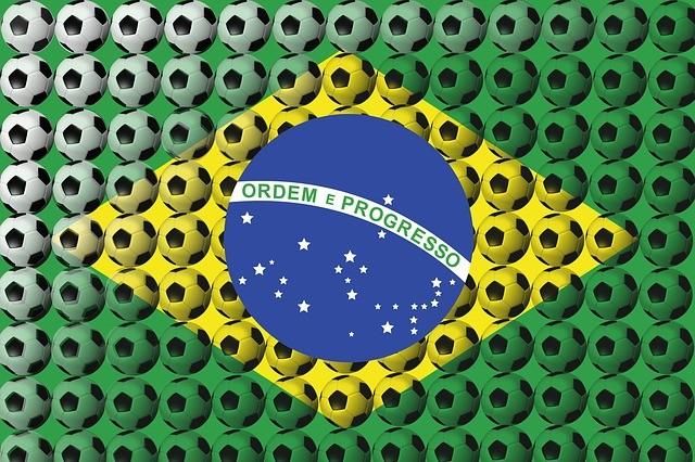 Brasil x Inglaterra