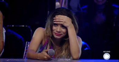 Xuxa pediu desculpas para Lexa no Dancing Brasil Especial (Foto/reprodução Record TV)