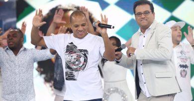 Domingo Show (Crédito das imagens: Antonio Chahestian/Record TV)