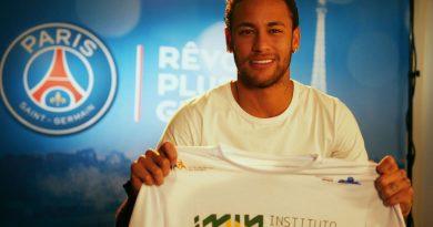 publipost no instagram Neymar Jr. Entre Amigos: amigo secreto entre atletas terá transmissão do SBT