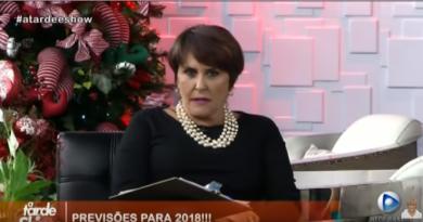 Vidente Márcia Fernandes faz previsões de tragédias para 2018