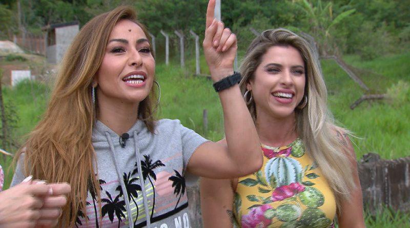 Ana Paula Minerato Divulgação/Record TV