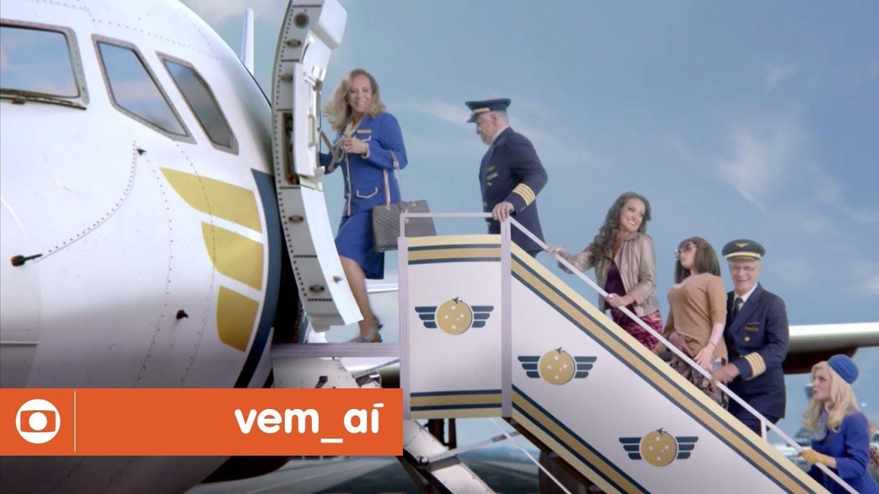 Brasil a Bordo: humorístico assinado por Miguel Falabella estreia na Globo