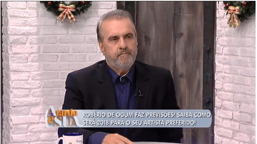 Vidente Robério de Ogum diz que dupla sertaneja vai se separar em 2018