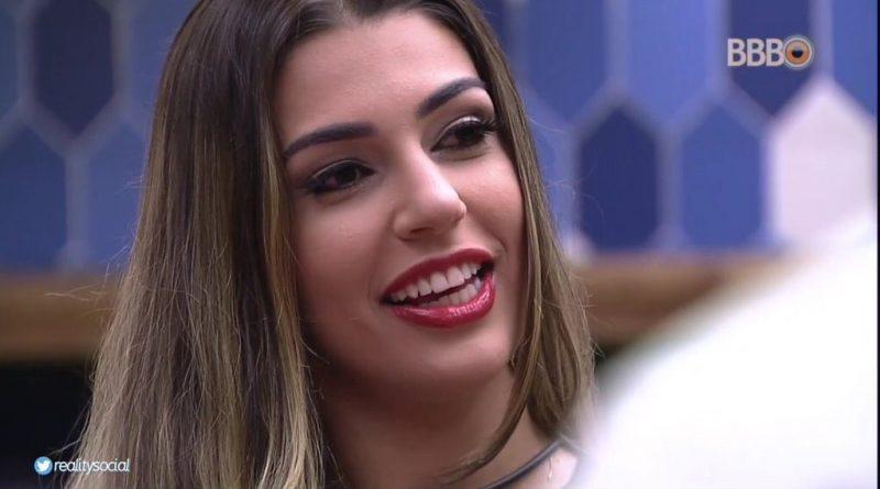 Vice-campeã Vivian Amorim pode ser repórter do BBB 18