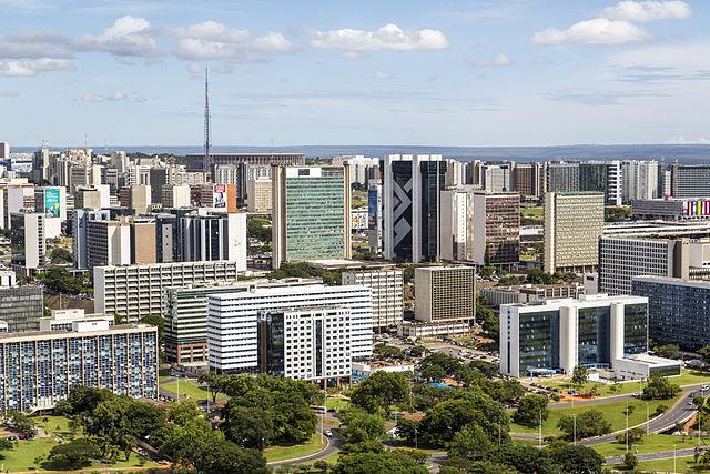 Setor Bancário Sul, Brasília, Brasil